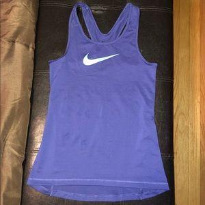 Nike Dri-Fit Racerback Workout Tank